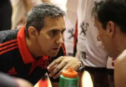 José Neto já está com seu nome na história do Basquetebol do Flamengo (Foto: Luiz Pires/ LNB)