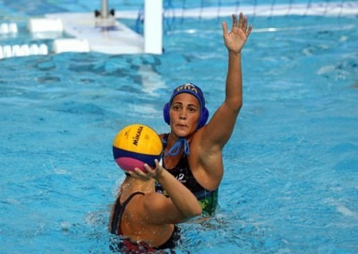 Destaque do Polo Aquático do Flamengo, Marina Canetti é convocada para o Pan de Toronto