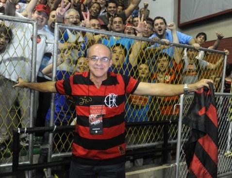 Eleito presidente no final de 2012, EBM manteve a política de austeridade   Foto Flamengo