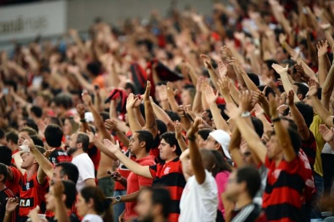 A Maior Torcida do Mundo é uma máquina de audiência. Clube não deve ser punido pelas suas qualidades | Foto Flamengo