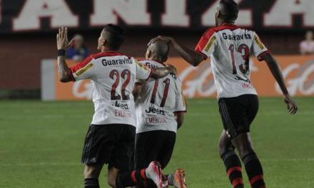 Atuações: Cirino é o melhor em campo, Sheik decide; notas de Joinville 0 x 1 Flamengo