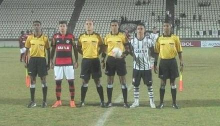Corinthians leva a melhor sobre o Flamengo na final da Taça BH