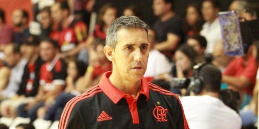 """Neto fala sobre o novo FlaBasquete: """"Jogo interior fortalecido"""""""
