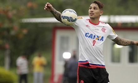 """A semana de treinos do Flamengo na filosofia """"quero só que a bola entre"""""""