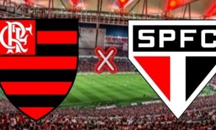 Invictos, Flamengo e São Paulo duelam por uma vaga nas semifinais da Copinha