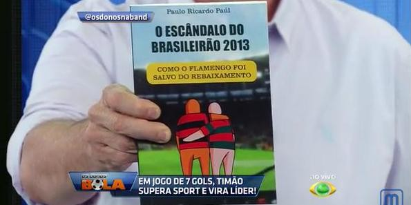 Flamengo interpela Coronel Paúl judicialmente