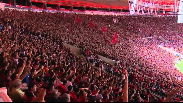 Promessa de casa cheia com a Nação apoiando! (Foto: Divulgação MRN)