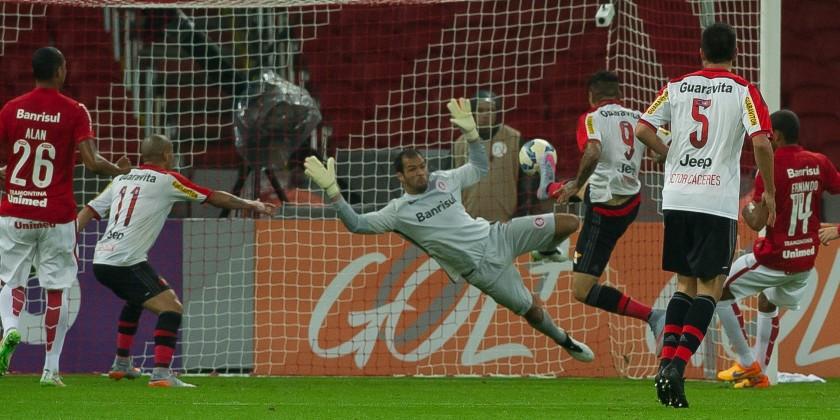 Flamengo x Internacional | Vontade de ver gol de Guerrero!