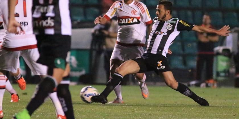 Atuações: Noite de lambança, time sem identidade; notas de Figueirense 3×0 Flamengo