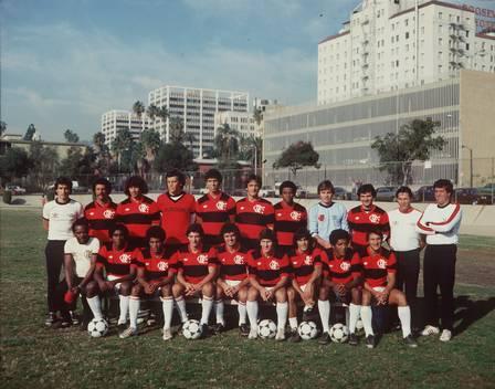 Os campeões do mundo fizeram a viagem de suas vidas em 1981