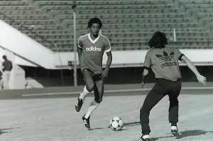 Mundial 006 - Andrade e Lico treinando em Tóquio