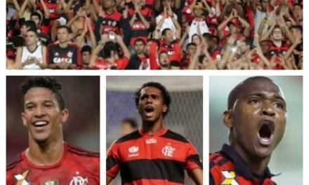 Por que o Flamengo não revela bons jogadores como o Santos?