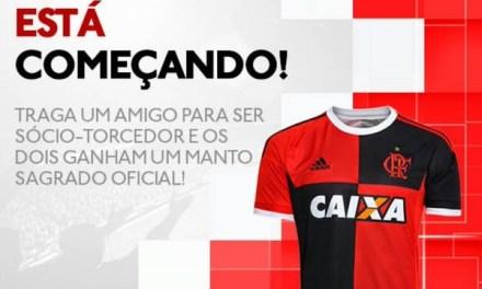 Ajude o Flamengo e ganhe uma Papagaio de Vintém