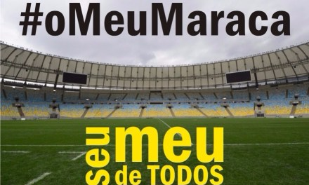 """Movimento """"O Maracanã é Nosso"""" já preocupa políticos e marca novo tuitaço nesta sexta"""