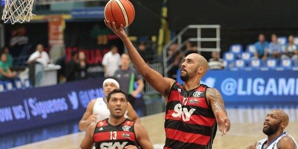 Após classificação para o Final Four, Fla encara Pinheiros no NBB