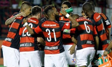 Liderados por Mancuello e Cuéllar, Flamengo subjuga o Confiança
