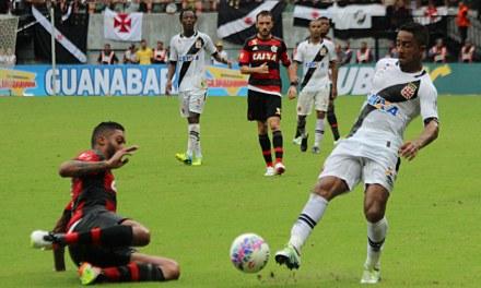 O Flamengo tem bons jogadores, mas o Vasco tem um time