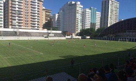 Flamengo Sub-20 luta, mas fica no empate com o Botafogo