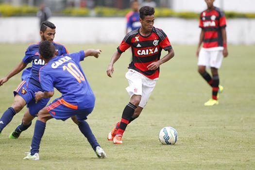 Fla vai à Ilha do Retiro em busca da classificação para as semi da Copa do Brasil Sub-17