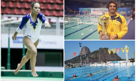 Boletim Olímpico #2 – Leia as últimas do vôlei, polo aquático, natação e ginástica artística