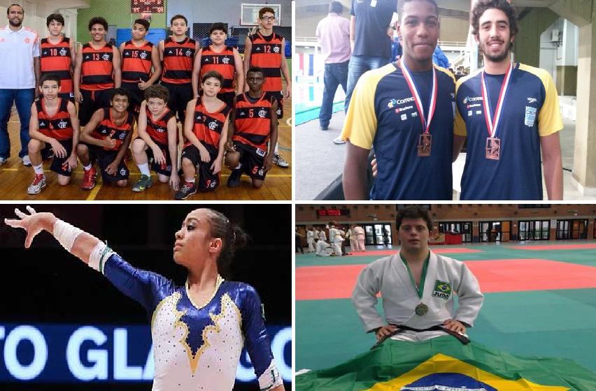 Boletim Olímpico #4 – Leia as últimas do remo, vôlei, basquete de base, polo aquático, ginástica olímpica e judô