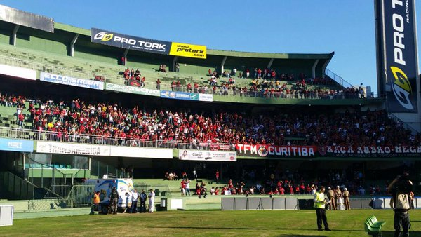 Ingressos – Coritiba x Flamengo