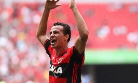 Atuações: Diego estreia com gol e Damião marca o doze mil do Mengão