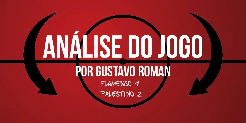 Vídeo: Gustavo Roman analisa Flamengo 1 x 2 Palestino | Copa Sul-Americana 2016