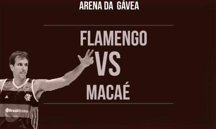 Vai começar o Estadual! FlaBasquete recebe Macaé na estreia do Carioca