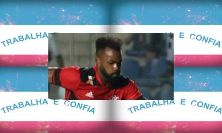 """Trabalha e confia! Fernandinho sai de campo louvado pela Nação e diz: """"Deus é tremendo"""""""