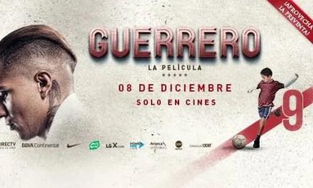 Paolo Guerrero estreia filme sobre sua vida
