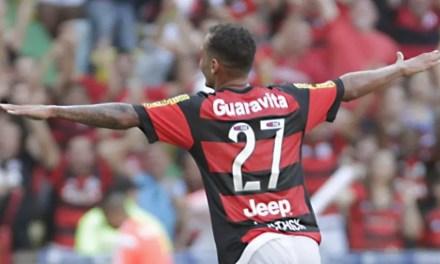 Alan Patrick deve ser titular na sua despedida do Flamengo