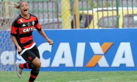 Artilheira deixa o Flamengo/Marinha rumo à Noruega