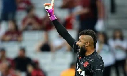 Pela primeira vez em 26 anos, Fla sofre menos de um gol por jogo no Brasileiro
