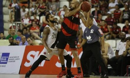 Flamengo bate o Vasco e segue líder no NBB