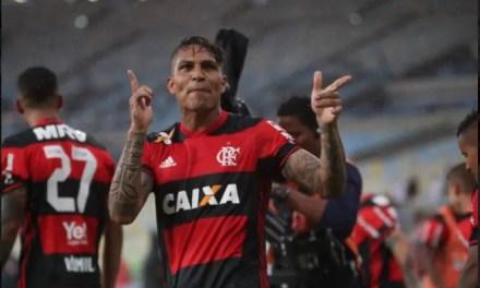 Flamengo e Guerrero negociam renovação de contrato