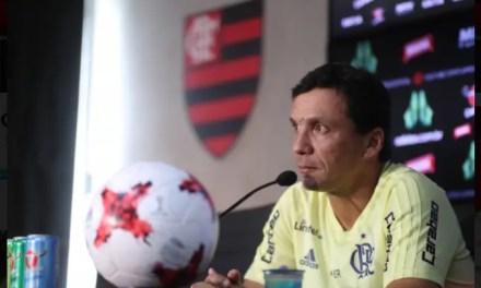 """""""Nosso foco total é no jogo de domingo"""""""