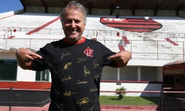 Flamengo lançará nova camisa com presença de vários ídolos