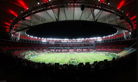 Pela 1ª vez, Fla tem casa cheia em toda a fase de grupos da Libertadores