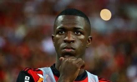 Com Vinicius Júnior, jornal inglês divulga lista dos 50 melhores jovens jogadores do mundo