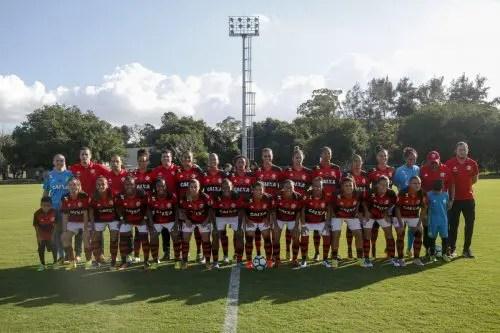 Flamengo/Marinha sai atrás do placar, luta e arranca empate com o Iranduba