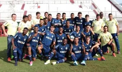 No Independência, Atlético e Flamengo disputam final da Copa do Brasil Sub-20