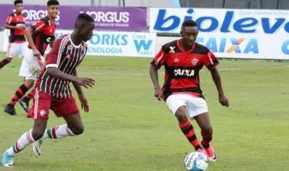 Boletim da Base: sub-15 e sub-17 garantem classificação para decisões da Taça Guanabara