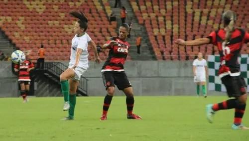 Iranduba será o adversário do Flamengo/Marinha nas quartas de final do Brasileiro Feminino 2017