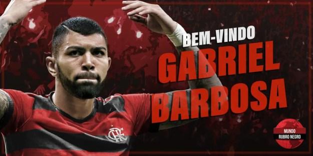 Resultado de imagem para Gabigol no Flamengo