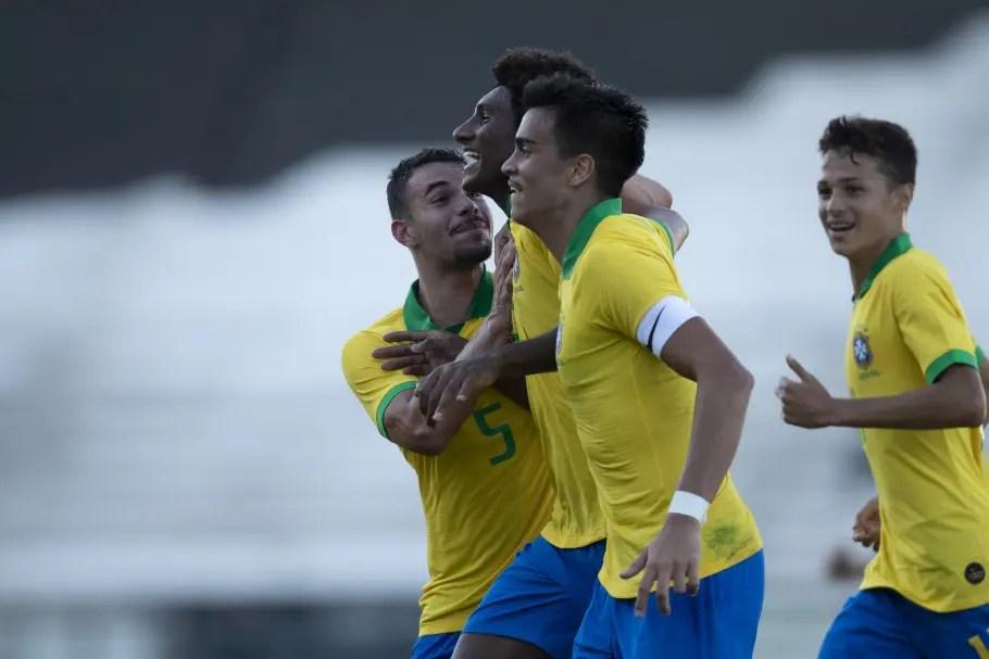 Reinier é convocado para Seleção Sub-17; Daniel Cabral e Noga são ausências