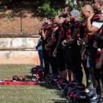 Flamengo Imperadores encara o Galo FA pela terceira rodada da BFA