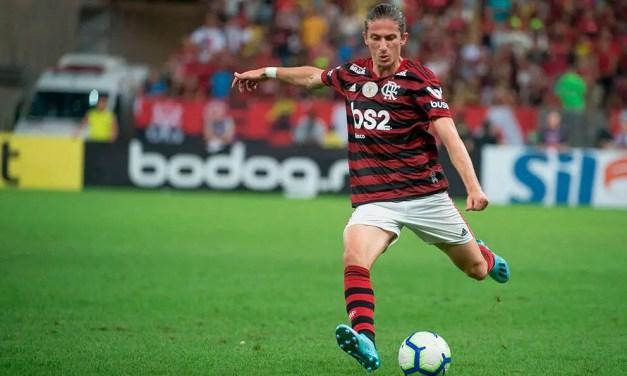 Com Filipe Luís e Dantas, Flamengo divulga os jogadores inscritos para as quartas de final da Libertadores