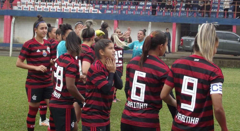 Flamengo/Marinha fará seu último jogo na primeira fase do Brasileiro Feminino