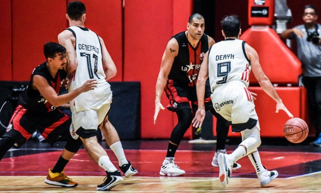 Com transmissão da Fla TV, Flamengo vence o Niterói pelo Estadual de Basquete